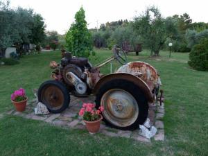 Agriturismo Podere Sottogello, Farmházak  San Giovanni a Corazzano  - big - 41