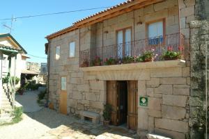 Casa Rural Vilaboa, Загородные дома  Альярис - big - 12