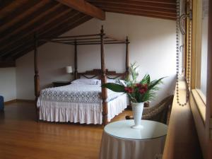 Casa Rural Vilaboa, Case di campagna  Allariz - big - 15