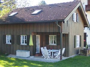Ferienhaus Alp Chalet, Nyaralók  Kochel - big - 13