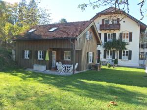 Ferienhaus Alp Chalet, Nyaralók  Kochel - big - 22