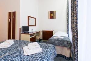 Hotel Atos, Hotely  Praha - big - 58