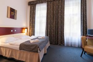 Hotel Atos, Hotely  Praha - big - 11