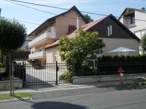 Apartmán Apartman Virág Hévíz Maďarsko