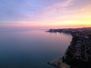 Ocean Palm Seaview Condo, Apartmány  Melaka - big - 8