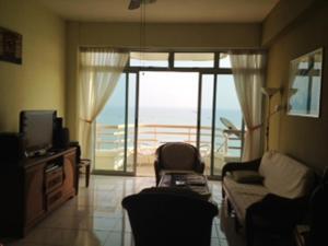 Ocean Palm Seaview Condo, Apartmány  Melaka - big - 4