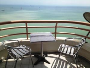 Ocean Palm Seaview Condo, Apartmány  Melaka - big - 12