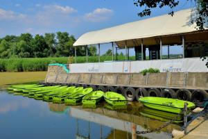 Slavutich, Holiday parks  Nova Kakhovka - big - 43