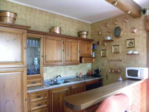 B&B Al Giardino, Bed & Breakfast  Monreale - big - 33