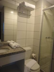 VIP Beira Mar Residence, Aparthotely  Fortaleza - big - 4