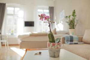 Stadtbleibe Apartments, Apartmány  Lipsko - big - 89