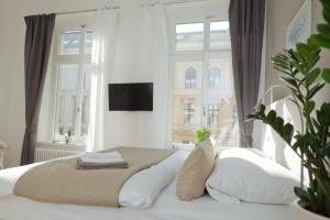 Stadtbleibe Apartments, Apartmány  Lipsko - big - 87