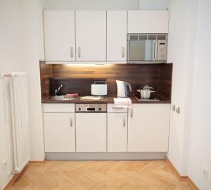 Stadtbleibe Apartments, Apartmány  Lipsko - big - 83
