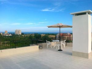 2 hvězdičkový apartmán Villa Denta Nesebar Bulharsko