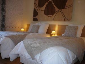 Au Soleil d'Or, Hotel  Pontaubert - big - 10