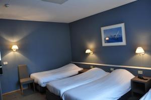 Hotel Louisa, Hotely  Ostende - big - 8