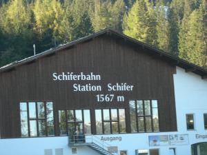 Berghaus Schifer, Мини-гостиницы  Клостерс-Зернойс - big - 23