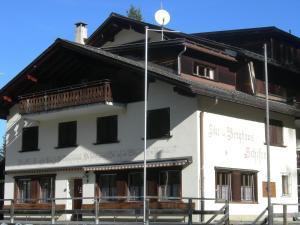 Berghaus Schifer, Мини-гостиницы  Клостерс-Зернойс - big - 37