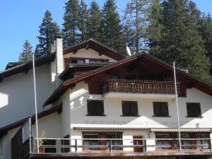 Berghaus Schifer, Мини-гостиницы  Клостерс-Зернойс - big - 33