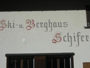 Berghaus Schifer, Мини-гостиницы  Клостерс-Зернойс - big - 21