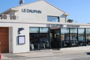 Appart'hôtel Le Dauphin, Apartmánové hotely  Six-Fours-les-Plages - big - 39