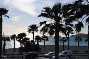 Appart'hôtel Le Dauphin, Apartmánové hotely  Six-Fours-les-Plages - big - 33