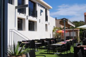 Appart'hôtel Le Dauphin, Apartmánové hotely  Six-Fours-les-Plages - big - 32