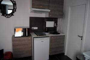 Appart'hôtel Le Dauphin, Apartmánové hotely  Six-Fours-les-Plages - big - 17