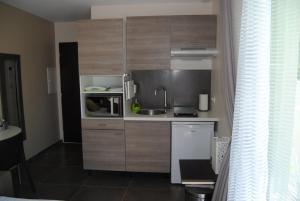 Appart'hôtel Le Dauphin, Apartmánové hotely  Six-Fours-les-Plages - big - 4