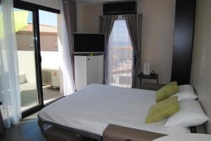 Appart'hôtel Le Dauphin, Apartmanhotelek  Six-Fours-les-Plages - big - 10