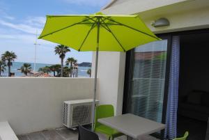 Appart'hôtel Le Dauphin, Apartmánové hotely  Six-Fours-les-Plages - big - 14