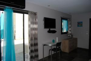 Appart'hôtel Le Dauphin, Apartmánové hotely  Six-Fours-les-Plages - big - 25