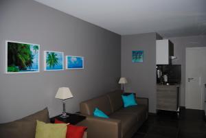 Appart'hôtel Le Dauphin, Apartmanhotelek  Six-Fours-les-Plages - big - 24
