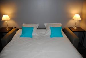 Appart'hôtel Le Dauphin, Apartmanhotelek  Six-Fours-les-Plages - big - 23