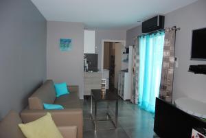 Appart'hôtel Le Dauphin, Apartmánové hotely  Six-Fours-les-Plages - big - 15