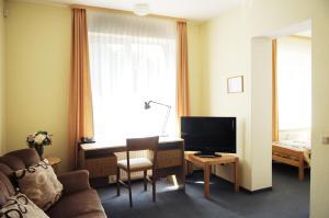 Amicus Hotel, Hotels  Vilnius - big - 7