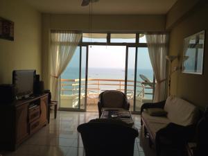 Ocean Palm Seaview Condo, Apartmány  Melaka - big - 14