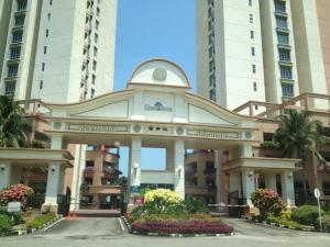 Ocean Palm Seaview Condo, Apartmány  Melaka - big - 18