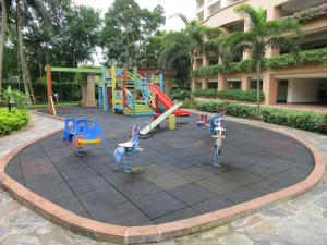 Ocean Palm Seaview Condo, Apartmány  Melaka - big - 20