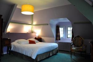 Hostellerie de la Vieille Ferme, Отели  Криэль-сюр-Мер - big - 7