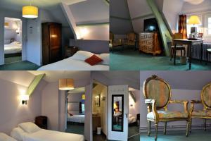 Hostellerie de la Vieille Ferme, Отели  Криэль-сюр-Мер - big - 6