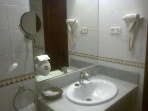 Hotel Comillas, Отели  Комильяс - big - 21