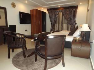 Sofi Hotel, Szállodák  Dammám - big - 59