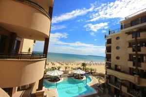 Menada Apartments in Golden Rainbow, Apartmány  Slnečné pobrežie - big - 43