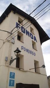 Fonda Domingo, Affittacamere  Lles - big - 4