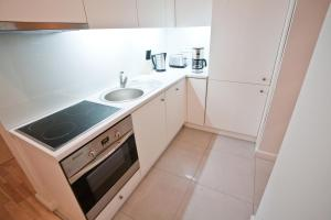 Crystal Suites Business Apartments Southbank