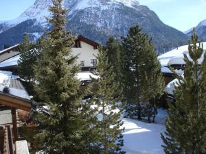 Residenz La Mora, Ferienwohnungen  La Punt-Chamues-ch - big - 33