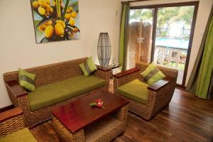 Le Relax Beach Resort, Hotels  Grand'Anse Praslin - big - 10