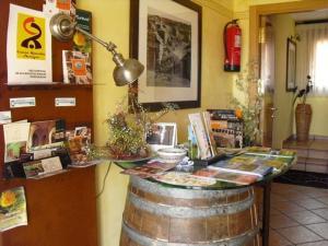 Casa Rural Patiño, Country houses  Quintanas de Gormaz - big - 46
