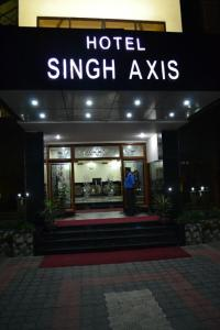 Hotel Singh Axis, Bed and Breakfasts  Udhampur - big - 25